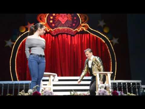 Show musical del Carnaval de Isla Cristina 2016