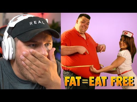 World's Most Unhealthy Restaurant (heart attack grill) - Reaction