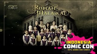 Nonton Rumah Malaikat   Comic Con 2016 Film Subtitle Indonesia Streaming Movie Download