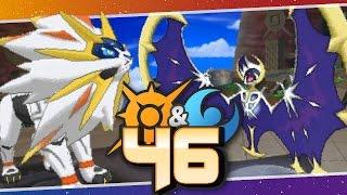 Pokémon Sun and Moon - Episode 46 | Solgaleo and Lunala! by Munching Orange