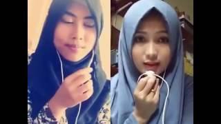 Video Gadis cantik bersuara merdu feat PumPum - Ya Badrotim MP3, 3GP, MP4, WEBM, AVI, FLV Agustus 2017