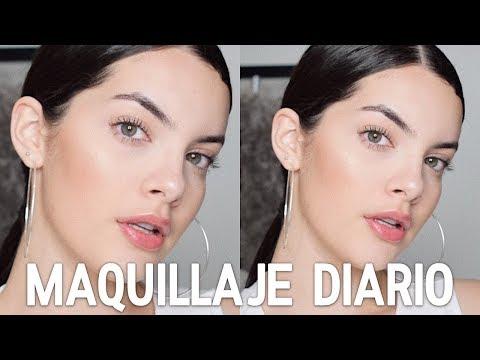 MI RUTINA DE MAQUILLAJE DIARIO | Nicolle Portilla