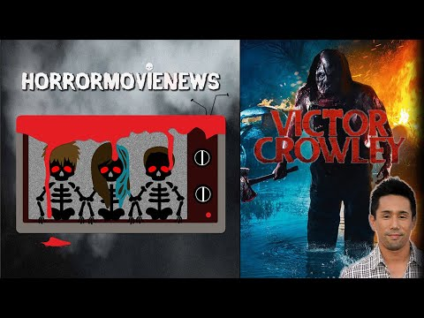 Interview With Parry Shen From Hatchet 1-3 & Victor Crowley| Horror Movie News Ep18