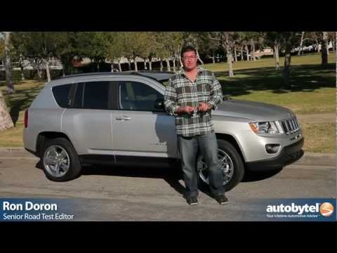2012 Jeep Compass: Video Road Test and Review