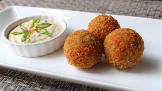 Crispy Fried Boudin Balls - Cajun-Style Pork&Rice Sausage Recipe