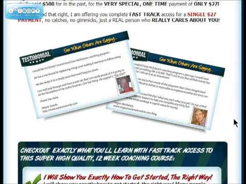 Dave Nicholson Fast Track Coaching Review – Internet Marketing Course
