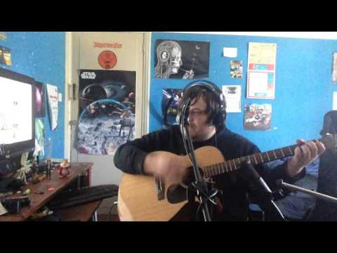 Stumbled upon acoustic cover of Dammit by Blink 182 - definitely surprised by this man