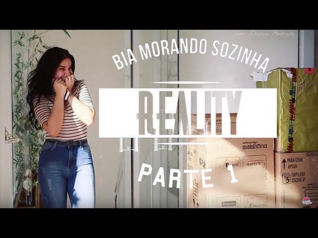 A MUDANÇA COMEÇOU! #BIAMORANDOSOZINHA EP 01 - Boca Rosa