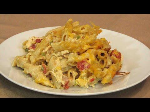 Queso Chicken Pasta – Lynn's Recipes