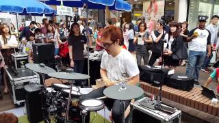 Video 150502 동성로축제 최현진 Christmalo.win 드럼 라이브 [4K] MP3, 3GP, MP4, WEBM, AVI, FLV Juni 2018