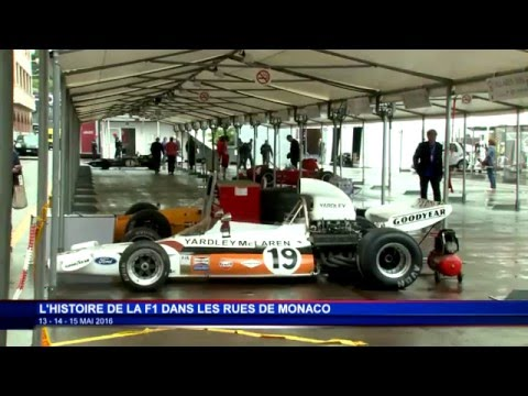 Monaco Historic Grand Prix celebrates tenth year