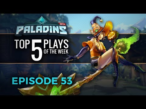 Paladins - Top 5 Plays #53