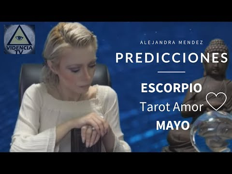 Tarjetas de amor - Escorpio Tarot Amor Mayo 2019
