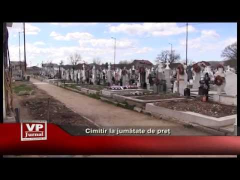 Cimitir la jumătate de preț