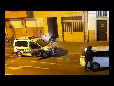 Frankreich: Terrorverdächtiger Chérif Chekatt in Straßburg von Polizei erschossen