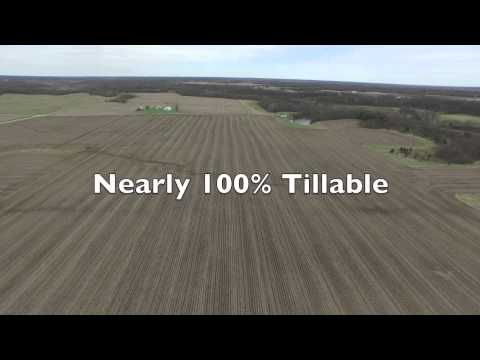 410 ACRES 6 TRACTs Hunting & Farmland