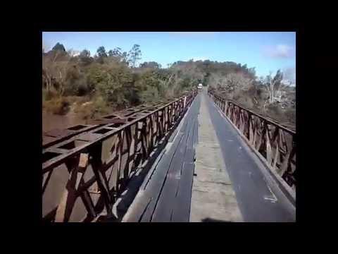 Ponte RSC-287 Entre Restinga Seca e Agudo/RS