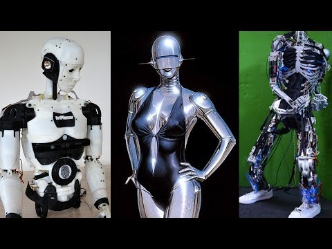 Best 5 Humanoid Robots 2017, You'll Intend to Buy in Future