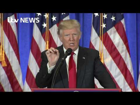 Download Donald Trump in angry exchange with CNN HD Mp4 3GP Video and MP3