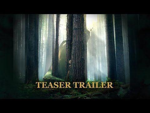 Pete's Dragon Official US Teaser Trailer