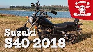 7. Suzuki S40 2018 / Estrenando Moto!!