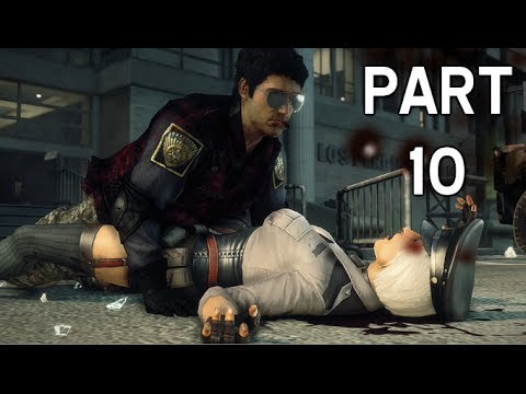 'VICTORY SEX!' Dead Rising 3 Walkthrough Part 10 (Chapter 3)