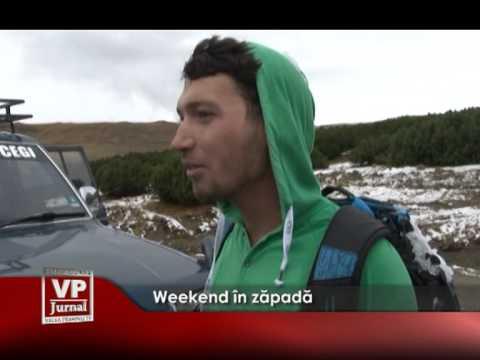 WEEKEND IN ZAPADA