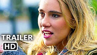 Nonton The Girl Who Invented Kissing Official Trailer  2017  Suki Waterhouse Movie Hd Film Subtitle Indonesia Streaming Movie Download