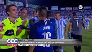 Superliga - Fecha 18