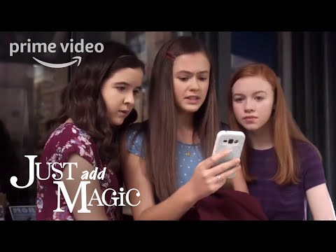 Just Add Magic: New Protectors - Official Trailer | Prime Video Kids