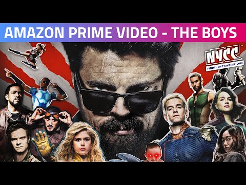 The Boys Cast Interview | Amazon Prime Video Presents