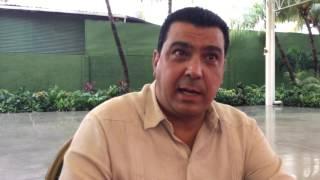Entrevista exclusiva con el Embajador cubano en Nicaragua, sobre las actividades más recientes realizadas por la delegacion...