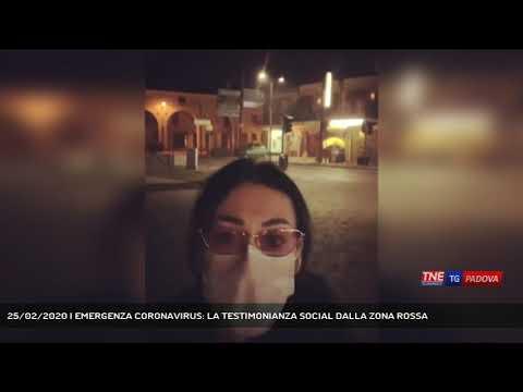25/02/2020 | EMERGENZA CORONAVIRUS: LA TESTIMONIANZA SOCIAL DALLA ZONA ROSSA