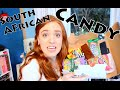 Australian Eats South African Candy ~ Caito Taylo