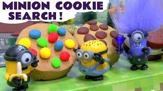 Minion Cookie Search