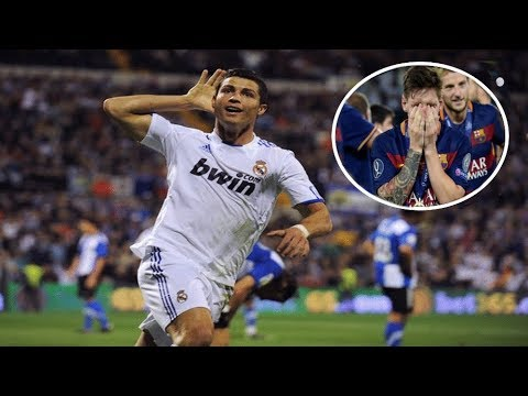 "10 Times Cristiano Ronaldo SILENCED ""Messi"" Chants 