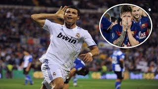 "Video 10 Times Cristiano Ronaldo SILENCED ""Messi"" Chants 