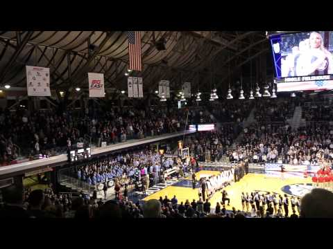 Gameday Experience at Hinkle Fieldhouse