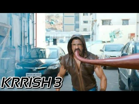 Krrish fights frogman -  krrish 3 fight scene HD - Hrithik Roshan | Priyanka Chopra | Kangana Ranout