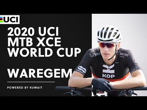 Highlights | 2020 UCI XCE Mountain Bike World Cup - Waregem (BEL)