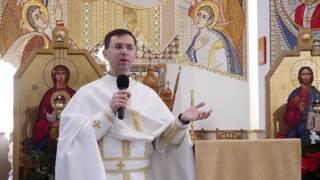 Проповідь 1 січня 2017 року ПКМ о Йосафат Бойко, ВС