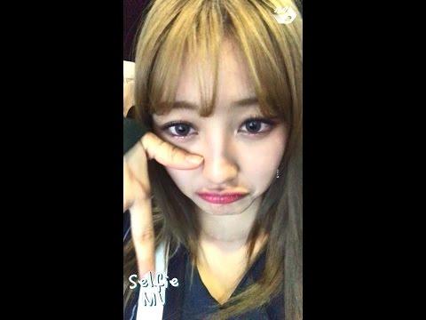 Video Selfie MV 지효CAM_트와이스(TWICE)-TT download in MP3, 3GP, MP4, WEBM, AVI, FLV January 2017