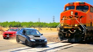 THE FINAL RACE - Subaru WRX STI vs Mustang