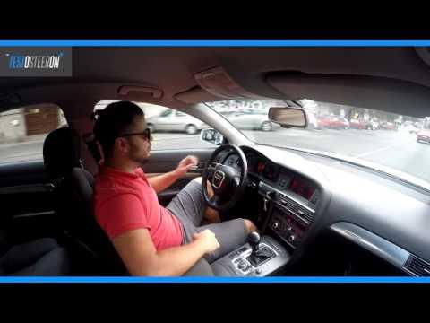 Test Audi A6 3.0 TDI quattro 225ks 2005.