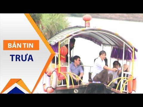 Du lịch Nghệ An đùa với tính mạng du khách? | VTC1 - Thời lượng: 94 giây.
