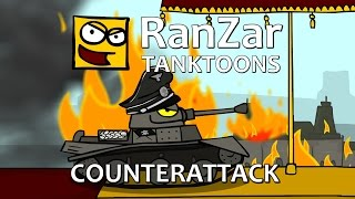 Tanktoon - Cartoons based on video game World of Tanks. Short funny tank stories. English mirror of plagasRZ channel. Subscribe for new TankToon! Don't forg...