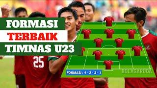 Video Mantap ! inilah Formasi Terbaik Timnas Indonesia U23 Untuk Melawan Guyana ( INDONESIA VS GUYANA ) MP3, 3GP, MP4, WEBM, AVI, FLV November 2017