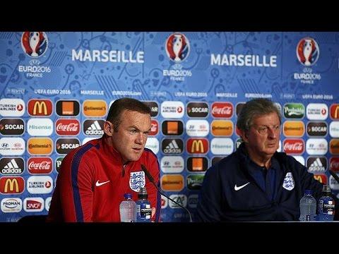 Euro 2016: Εκκλήσεις Χόγκσον, Ρούνεϊ για ηρεμία