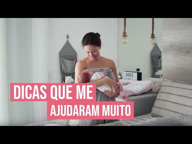 7 DICAS PARA MÃES DE RECÉM-NASCIDO - Juliana Goes