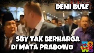 Video Demi Bule, SBY Tak Ada Harganya di Mata Prabowo MP3, 3GP, MP4, WEBM, AVI, FLV Januari 2019